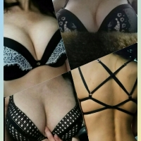 Assortment of sexy bras