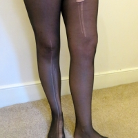 Black Laddered Hold-Ups