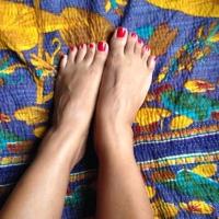 Buy my Pedicure & Nibble my Toe-nails!