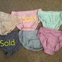 Custom Cotton Bikinis