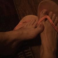 Favorite Very Used Flip Flops