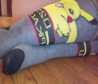 Kit's Soft Pokemon Knee High Socks