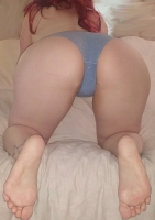 Kit's Victoria's Secret Party Panty