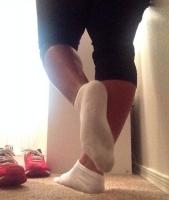 Miss Fiona's DIRTY Socks + Pics!