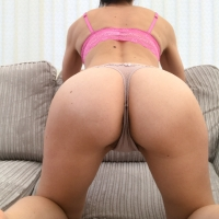 Nearly Nude Thong