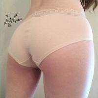 Nude Coloured Cotton Fullbacks