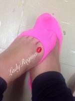 Pinkies - Hot Pink Sockettes