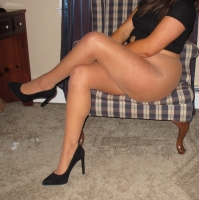 sheer nude pantyhose & pics!