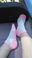 Smelly Used Gym Socks