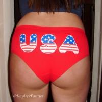 super soft, seamless USA hiphugger