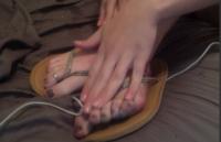 INTENSE Sweaty Socks!