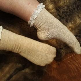 classic used socks