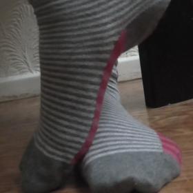 Gym socks clip deal