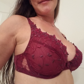 Sexxxy and Sheer Bra ;