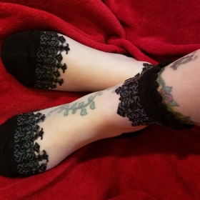 Sexy Worn Dirty Socks