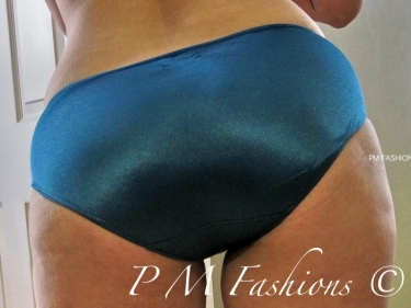 News: I have just acquired several pairs of these lovely, satin like bikini panties