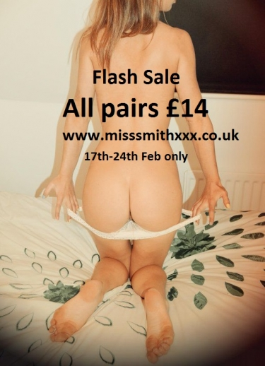 Flash Sale.. All Panties £14