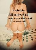 Flash Sale.. All Panties £14